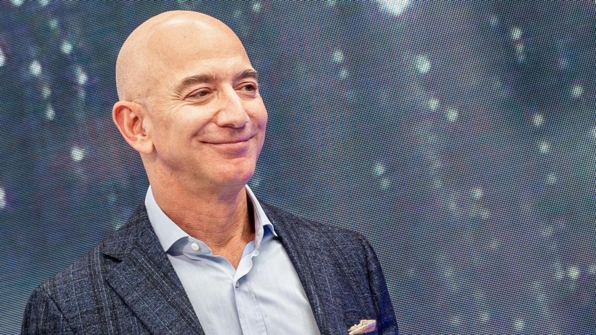 El fundador de Amazon, Jeff Bezos, en una imagen de archivo.