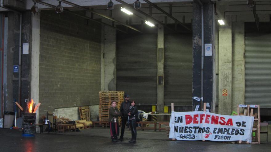 EB se suma a la manifestación este jueves en Basauri (Bizkaia) en apoyo a los trabajadores de Edesa
