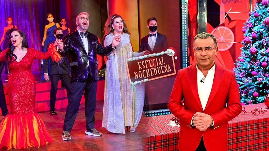 TVE y Telecinco, únicas con apuestas propias para Nochebuena