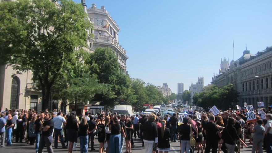 Los sindicatos escenificarán su rechazo a los recortes en las mutuas con actos en Madrid y Barcelona