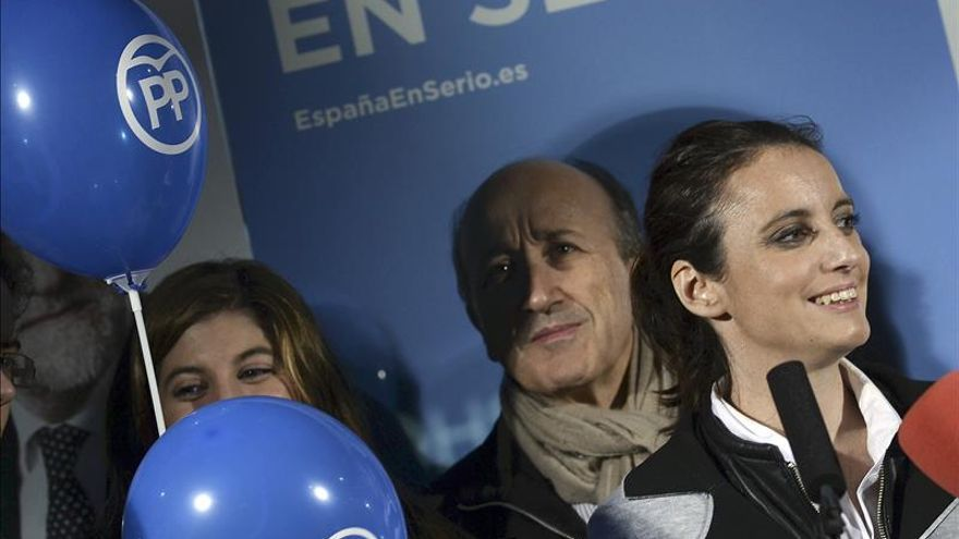"""Levy apela al voto directo al PP para evitar que gobierne el """"tripartito de perdedores"""""""