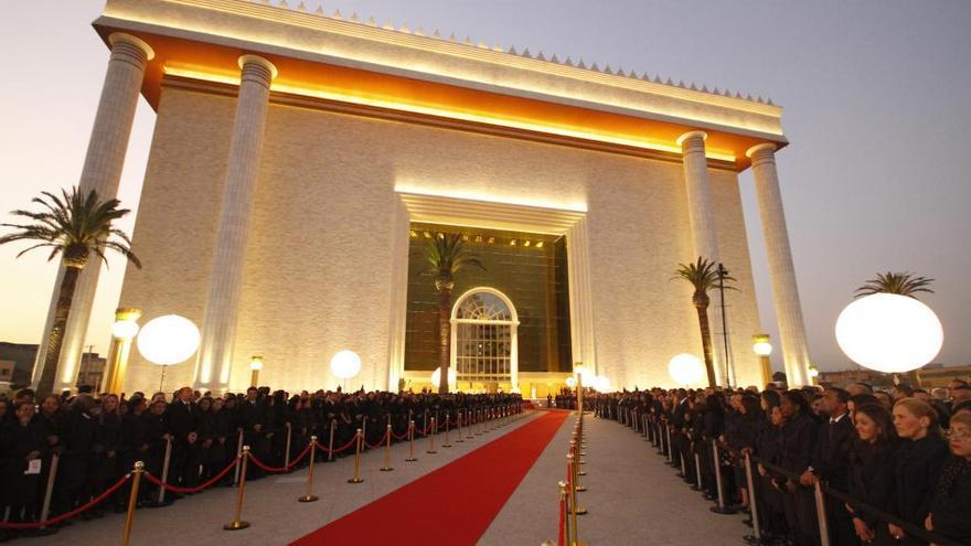 Templo de Salomão.