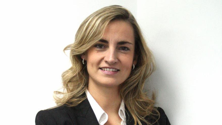 Faina Zurita Ussía, presidenta del Hipódromo de la Zarzuela. Foto: SEPI