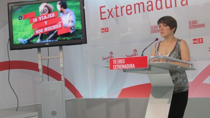 """JJ.SS. Extremadura presenta un """"vídeo parodia"""" sobre el Gobierno de Monago"""