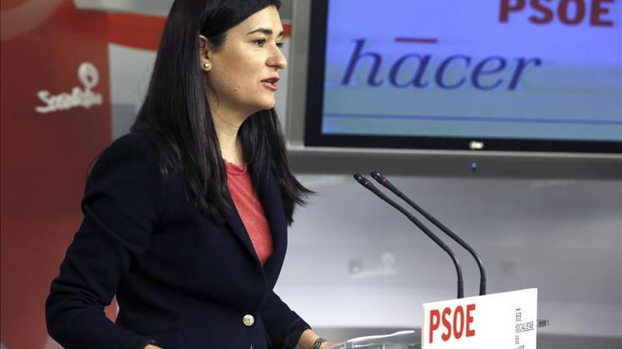 """El PSOE dice que la ley de custodia compartida """"rompe la tolerancia cero"""" con los maltratadores"""