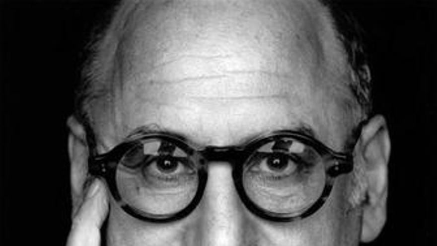 El compositor Michael Nyman