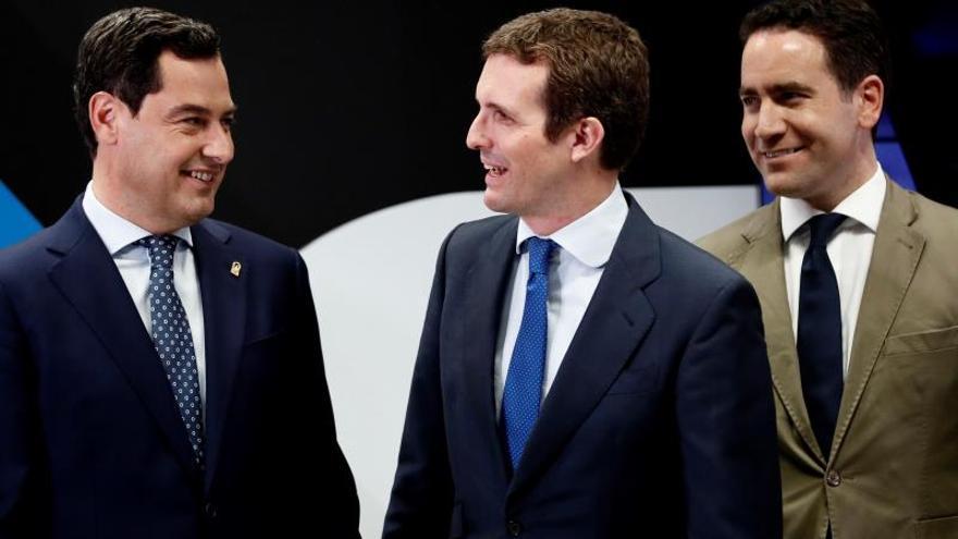 Casado insiste en que Sánchez es el responsable de desbloquear la investidura