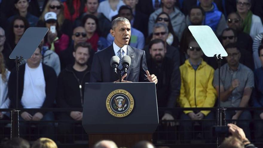 """Obama defiende el TPP y dice que es el acuerdo """"más progresista"""" de la historia"""