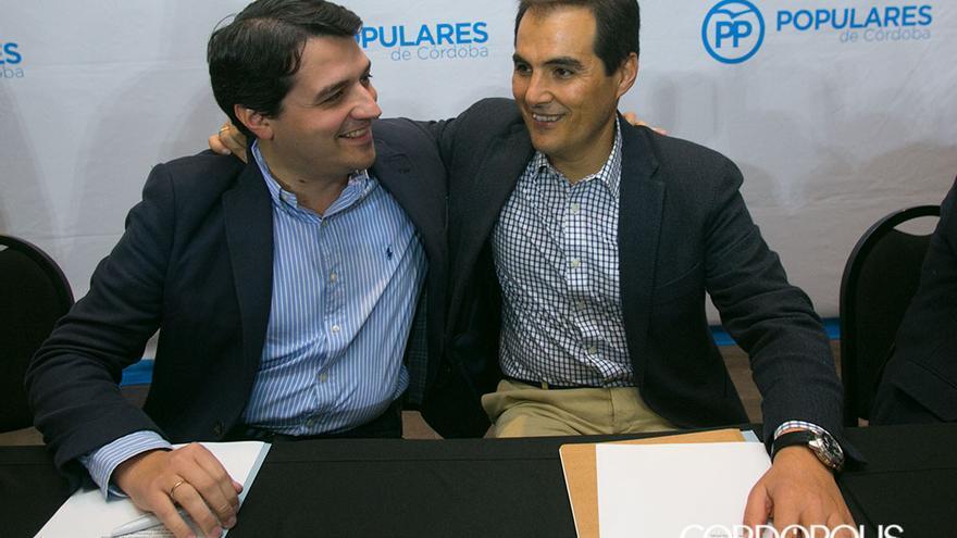 José María Bellido y José Antonio Nieto | MADERO CUBERO