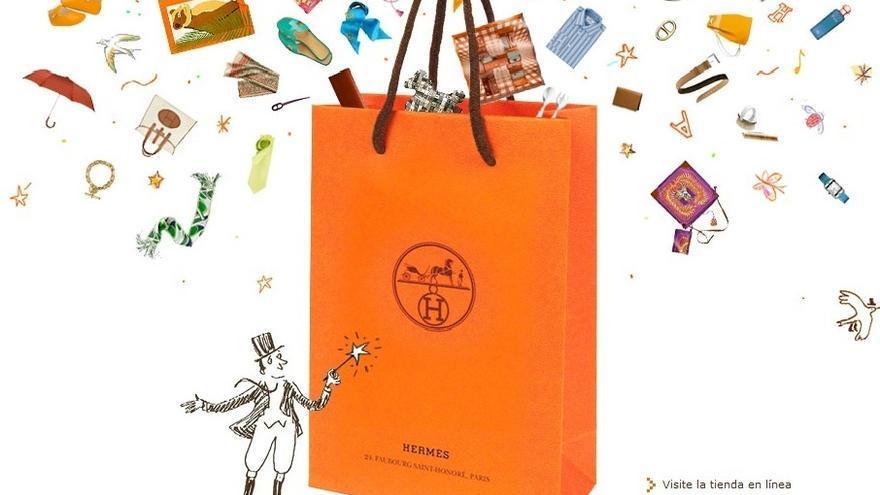 Hermès mejora su previsión anual de ventas tras elevar su facturación un 22% en el primer semestre