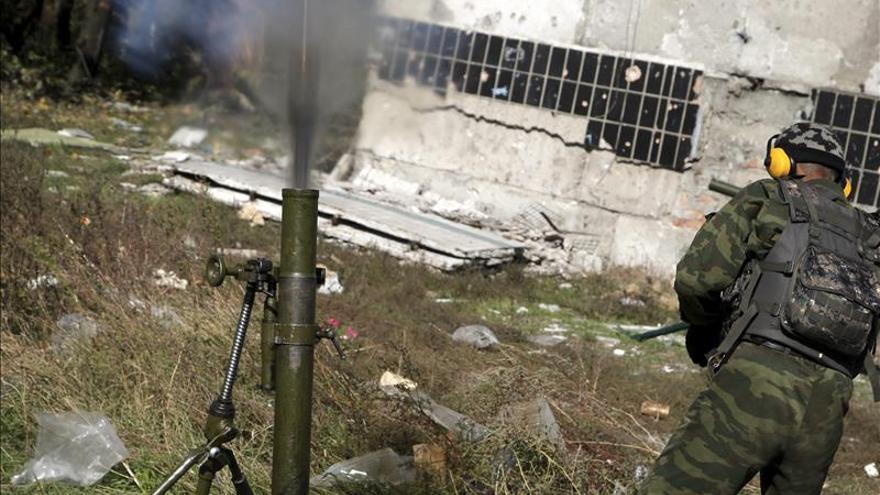 El Ejército ucraniano se prepara para acciones militares en el este prorruso