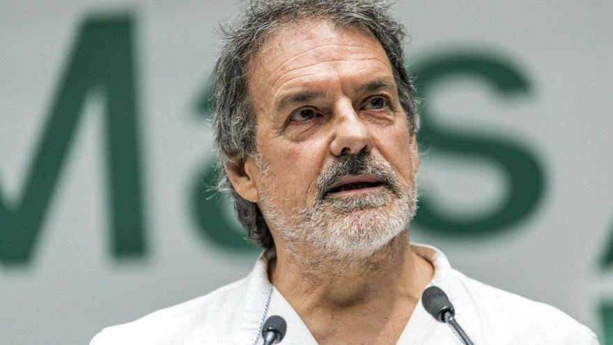 """Txema Urkijo hará campaña con la marca 'Euskadi Eraiki-Más País' y """"el entendimiento como seña de identidad"""""""