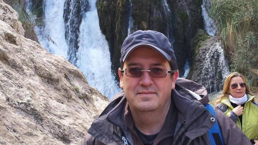 Francisco Javier González-Palenzuela Gallego, director general de Coplaca, en una imagen de su Facebook