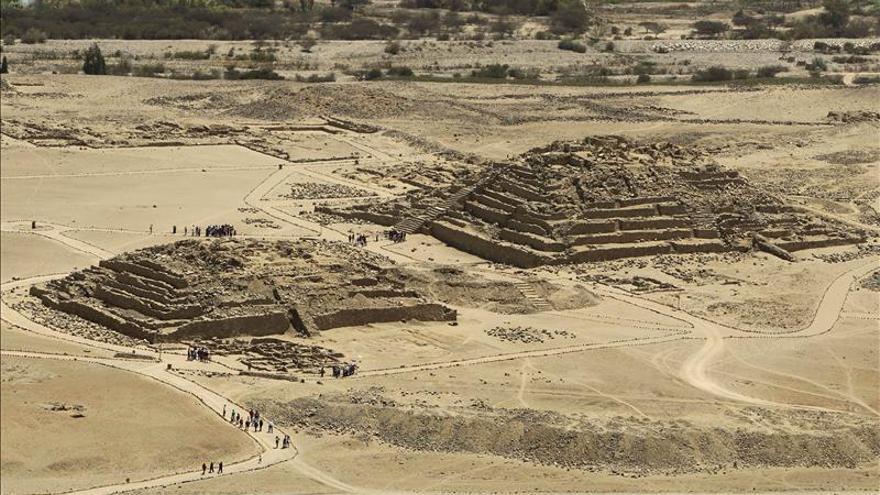 Caral celebra el 19 aniversario de su descubrimiento con nuevos hallazgos