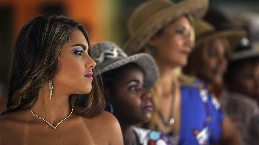 Una cárcel brasileña elige a su miss