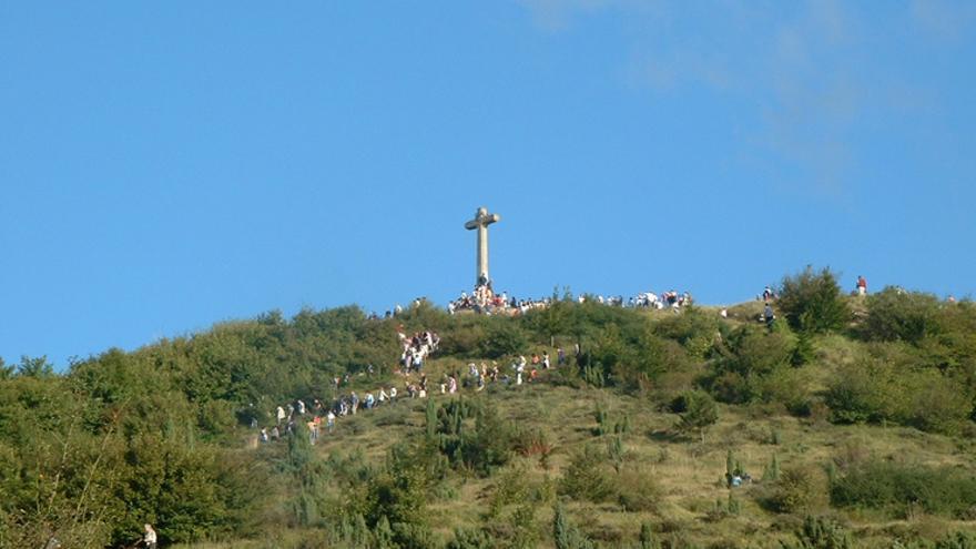 Romería a la Cruz de Olarizu