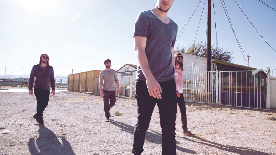 La banda estadounidense Imagine Dragons / LN