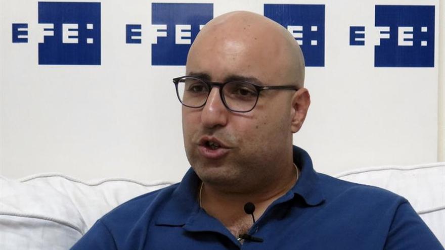 """Mohamed Zaree: El """"régimen egipcio"""" quiere acabar con el movimiento de derechos humanos"""