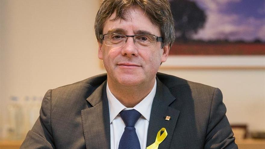 """Puigdemont: """"No sería ninguna tragedia una repetición de las elecciones"""""""