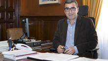 Javier Abreu, primer teniente de alcalde del Ayuntamiento de La Laguna