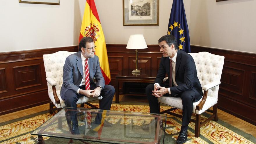 """Rajoy: """"Si tuviera la certeza total de que es imposible ser investido abriría un período de reflexión con todos"""""""
