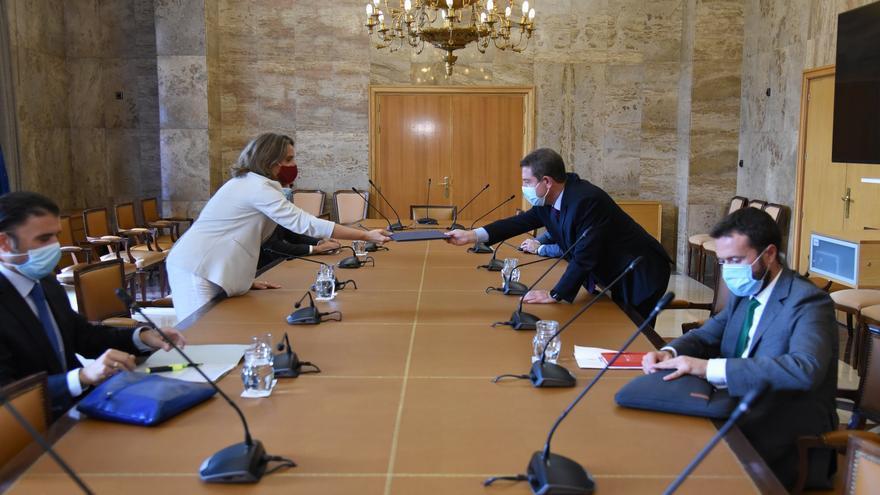 Energías renovables, 5G, rehabilitación de viviendas o lucha contra la despoblación, destino de los fondos europeos de reconstrucción en Castilla-La Mancha