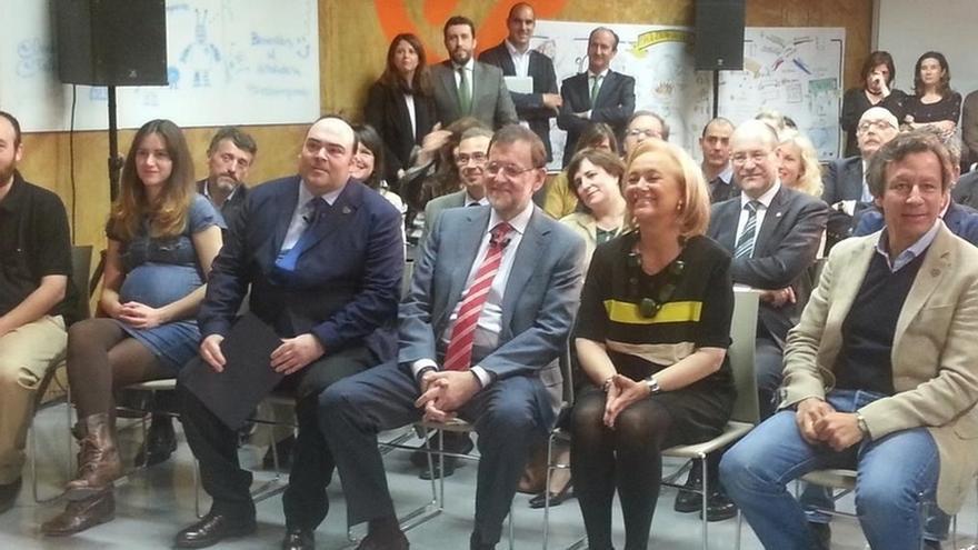 Rajoy reivindica el papel de las familias para superar la crisis
