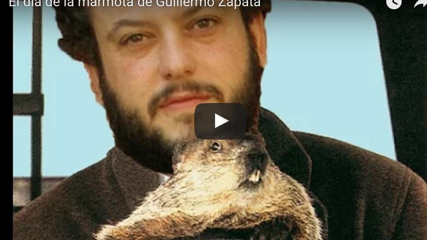 El día de la marmota de Guillermo Zapata.