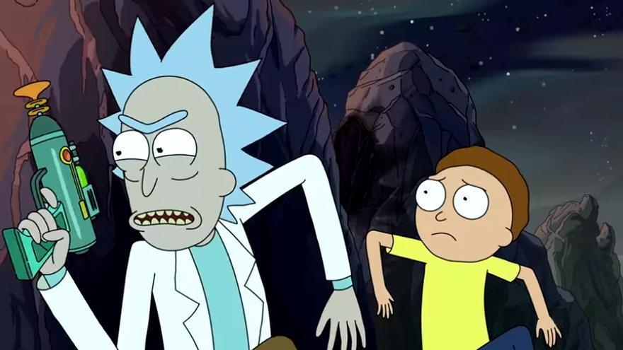 Rick y Morty - Temporada 4