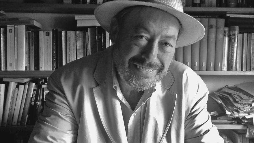 El periodista Gregorio Morán.