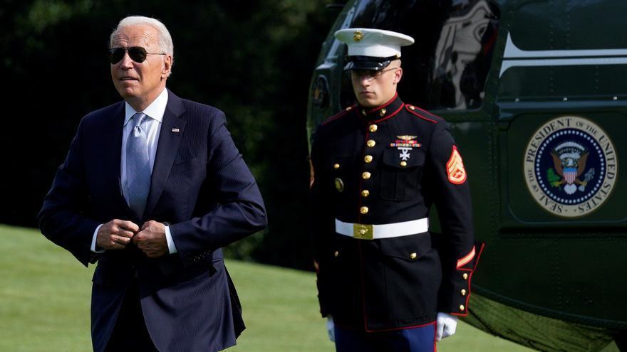 Biden participará el viernes en la cumbre virtual del APEC sobre la covid-19