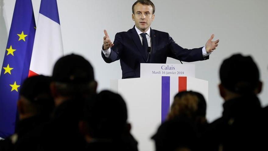 Macron cede ante los ecologistas y renuncia a levantar un polémico aeropuerto