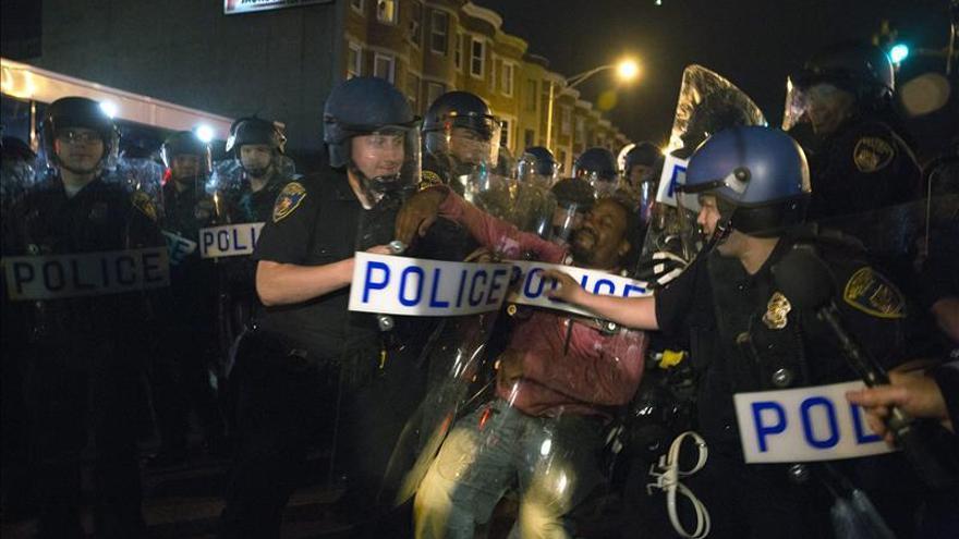 Más de 70 arrestos en las protestas en Cleveland (EE.UU.) por la absolución de un policía