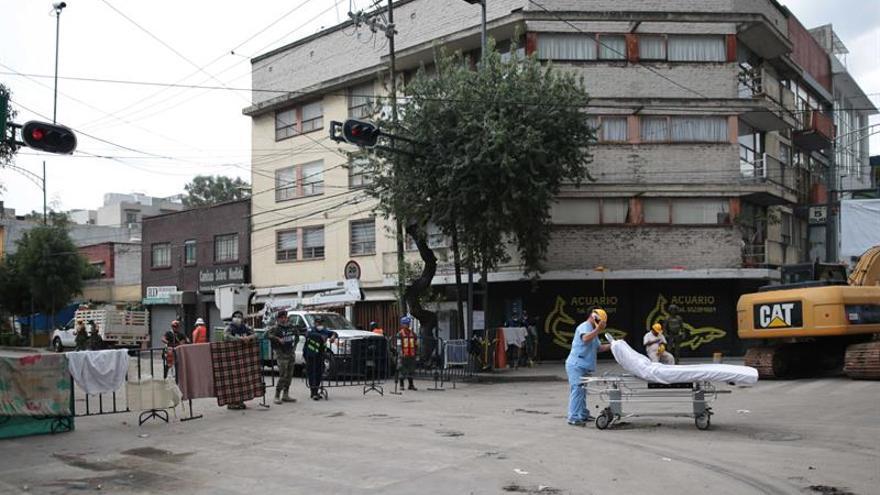 El terremoto en México evidencia irregularidades en construcciones
