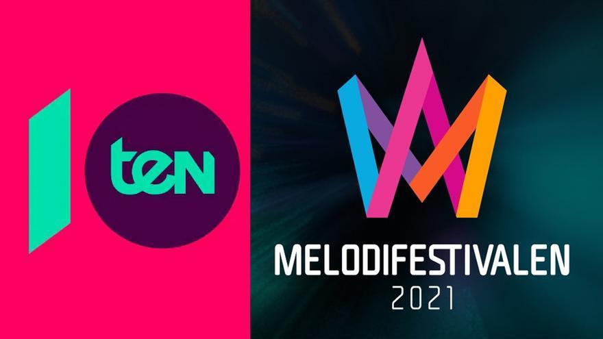 Ten TV y el Melodifestivalen