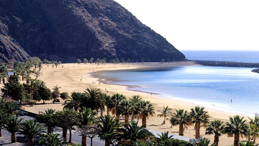 Playa de las Terasitas, Tenerife