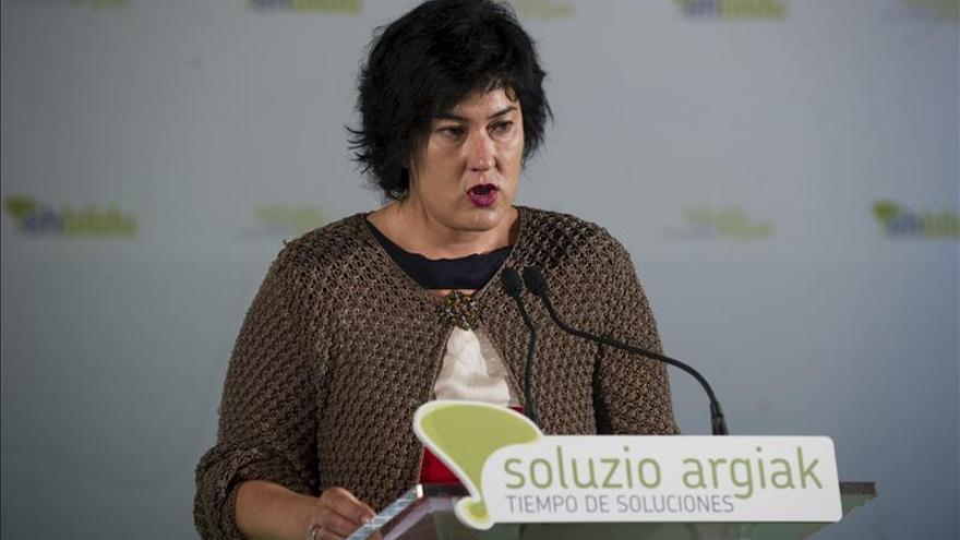 """EH Bildu plantea un sistema educativo propio frente a una LOMCE """"franquista"""""""