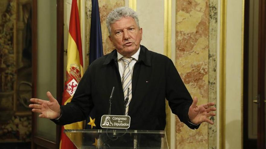 """Quevedo (NC) critica el """"autobombo"""" de Rajoy"""