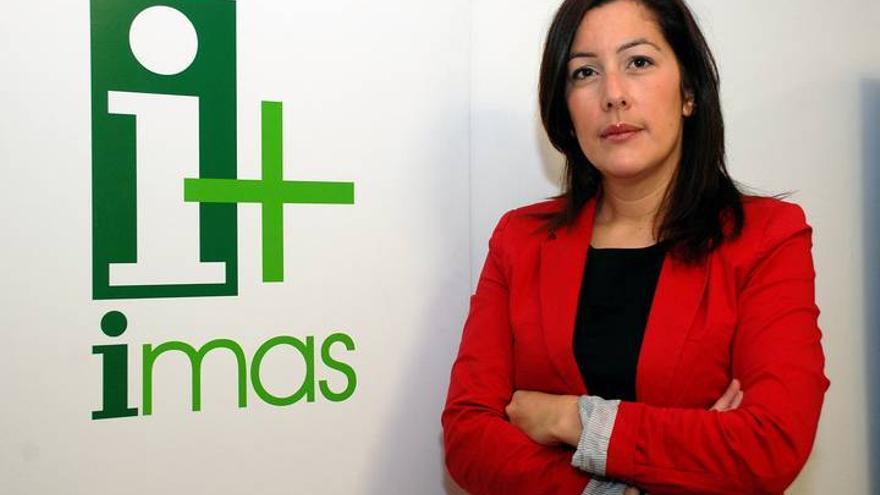 La concejal de Atención Social de Santa Cruz de Tenerife, Alicia Álvarez.