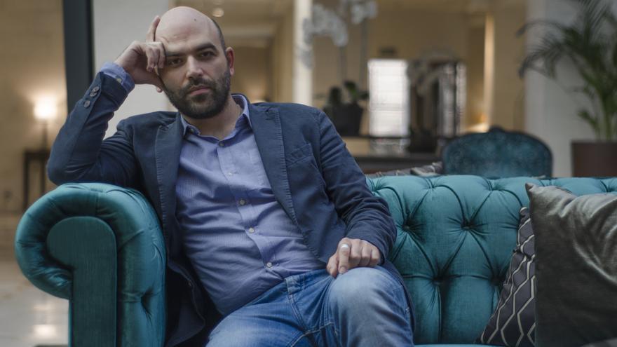 El escritor Roberto Saviano, querellado por el Ministro Salvini