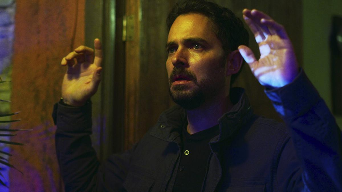Manolo Cardona en la segunda temporada de 'Quién mató a Sara'