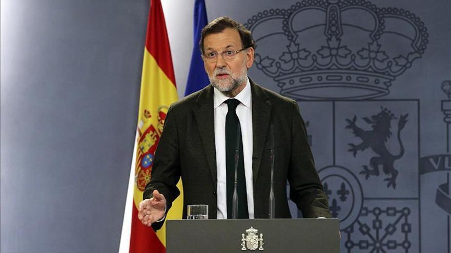 Rajoy continúa mañana la ronda de presidentes con Cifuentes, Puig y Revilla