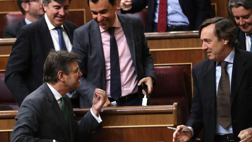 """Hernando: """"Tendrán que explicarme por qué hay que investigar las cuentas del PP"""""""