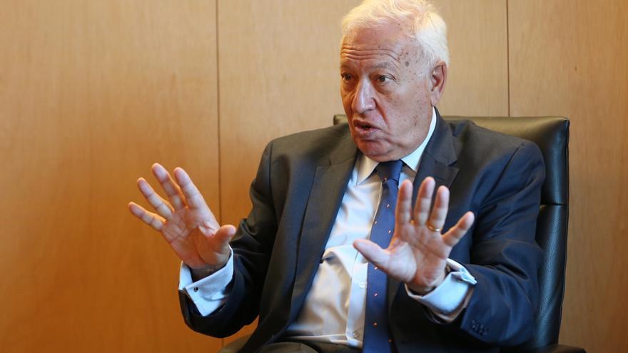 El ex ministro de Exteriores, José Manuel García Margallo.