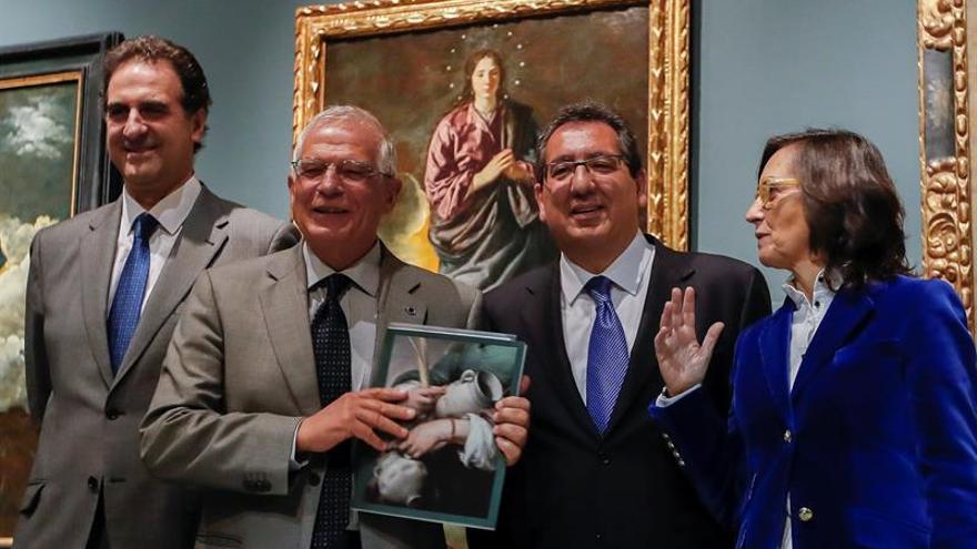 Velázquez y Murillo, frente a frente
