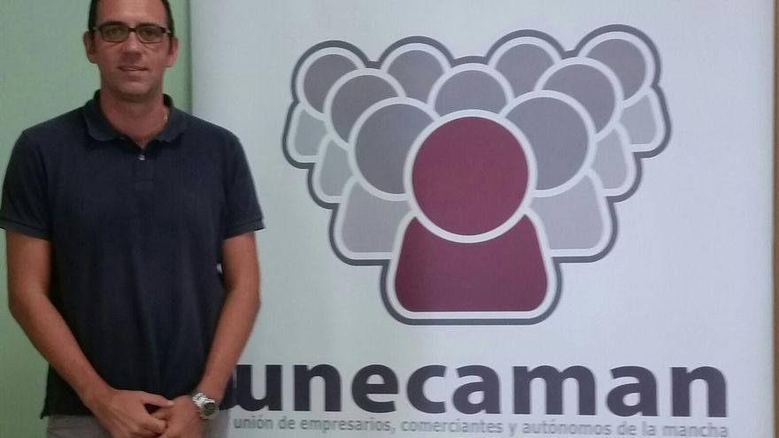 Eduardo Jiménez, presidente de UNECAMAN