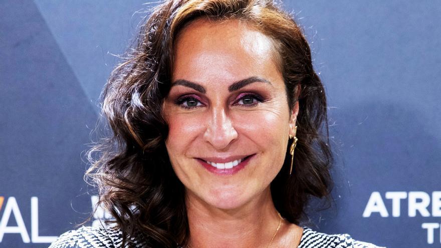 La actriz Ana Milán