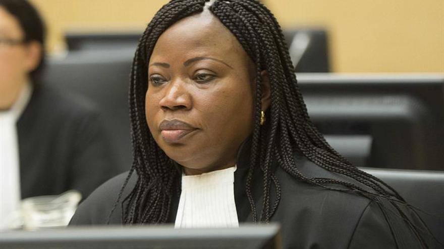 La Fiscal de la CPI pide a Colombia que los responsables de crímenes rindan cuentas