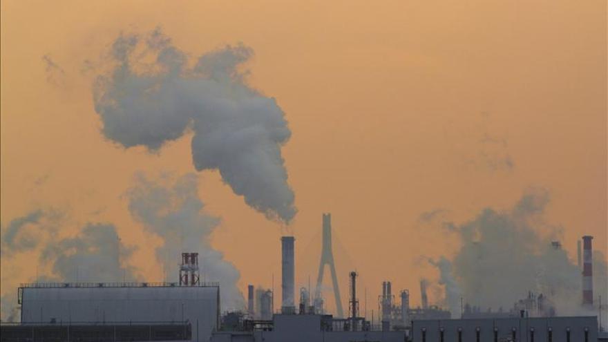 España es el octavo país europeo en contaminación atmosférica industrial.