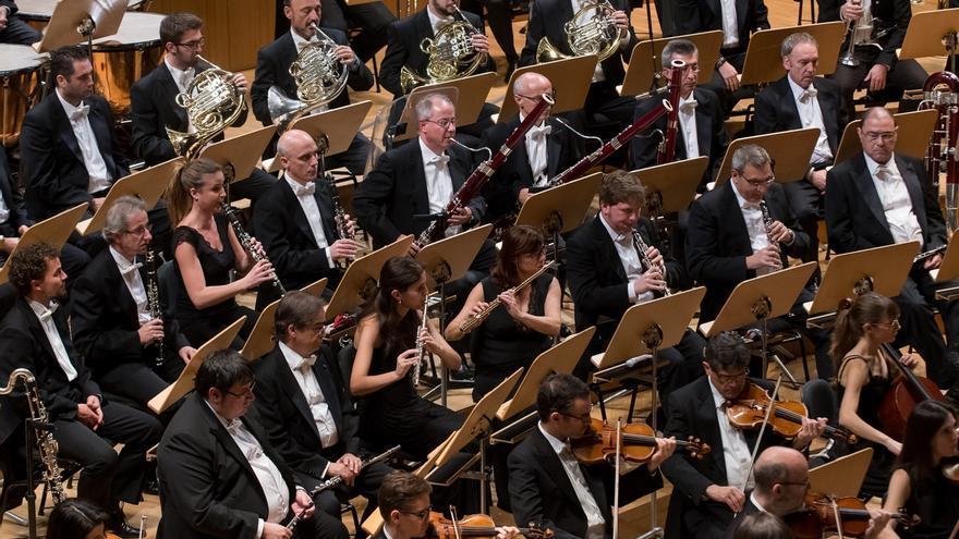 La Orquesta Nacional llevará el sábado al Palacio de Festivales piezas de Schumann, Mozart y Brahms